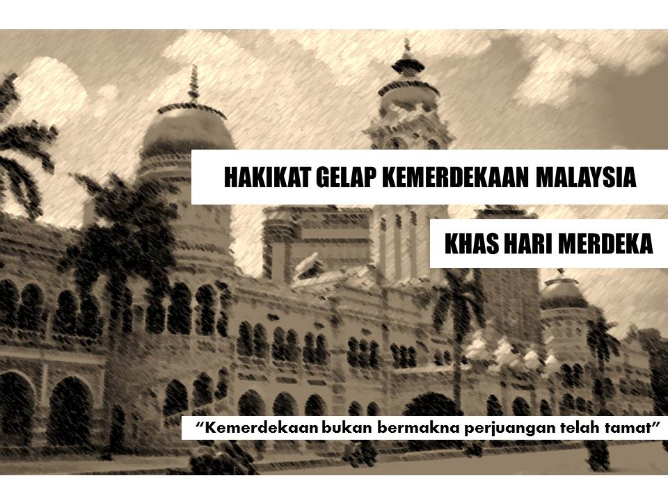 hakikat gelap malaysia