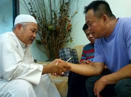 When non-muslims convert to Islam, they have to proclaim syahadah in front of two witnesses, but why Malays don't need witnesses to be muslim?