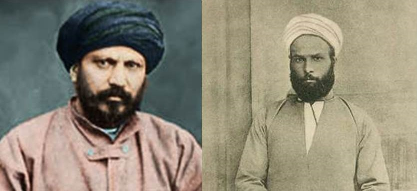 syed jamaluddin al-afghani and syeikh muhammad abduh